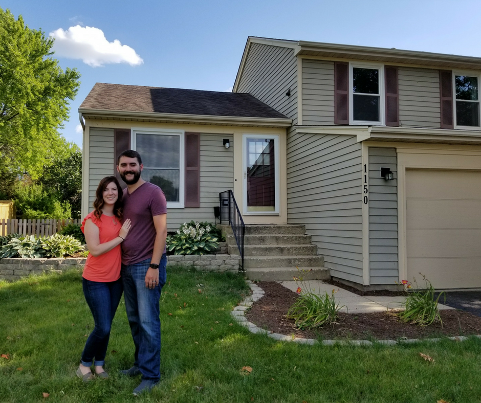 We bought our first house!